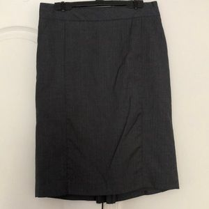 Business pencil skirt